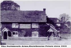 Portsmouth Arms 1912